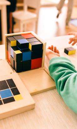 Ecoles Maternelles Montessori